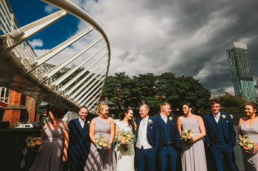 A Stylish City Wedding in Manchester (c) Kate McCarthy Photography (35)