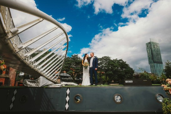 A Stylish City Wedding in Manchester (c) Kate McCarthy Photography (37)