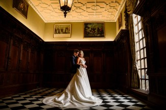 A Classic Wedding at Hazelwood Castle (c) Hayley Baxter Photography (1)