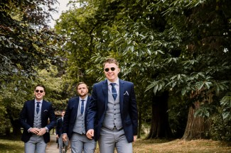 A Classic Wedding at Hazelwood Castle (c) Hayley Baxter Photography (18)