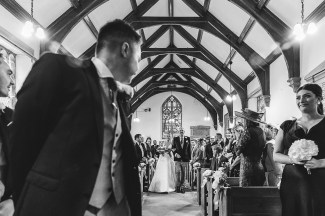 A Classic Wedding at Hazelwood Castle (c) Hayley Baxter Photography (21)