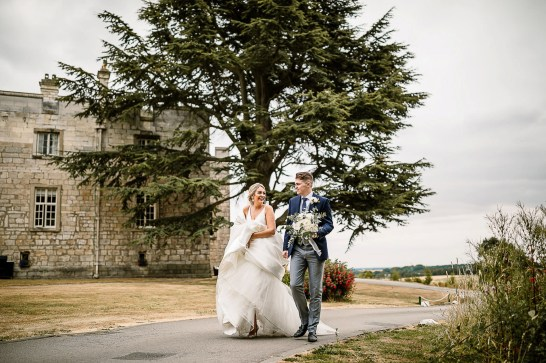 A Classic Wedding at Hazelwood Castle (c) Hayley Baxter Photography (38)