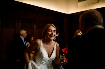 A Classic Wedding at Hazelwood Castle (c) Hayley Baxter Photography (47)