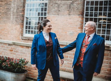 A Sparkling Wedding at The West Mill (c) Sharon Trees (14)