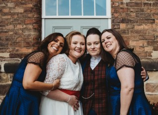 A Sparkling Wedding at The West Mill (c) Sharon Trees (42)