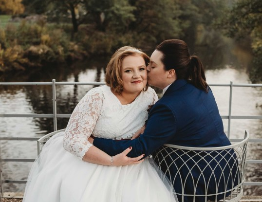 A Sparkling Wedding at The West Mill (c) Sharon Trees (47)