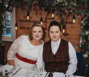 A Sparkling Wedding at The West Mill (c) Sharon Trees (51)