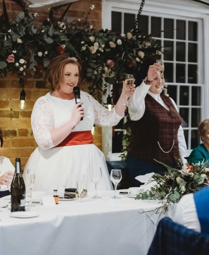 A Sparkling Wedding at The West Mill (c) Sharon Trees (55)