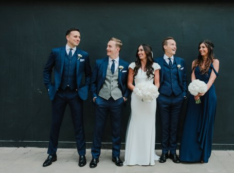 An Elegant Wedding at As You Like It (c) Helen Russell Photography (14)