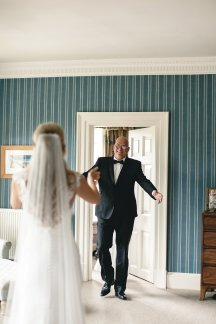 A Black Tie Wedding at Swinton Park (c) M&G Photography (12)