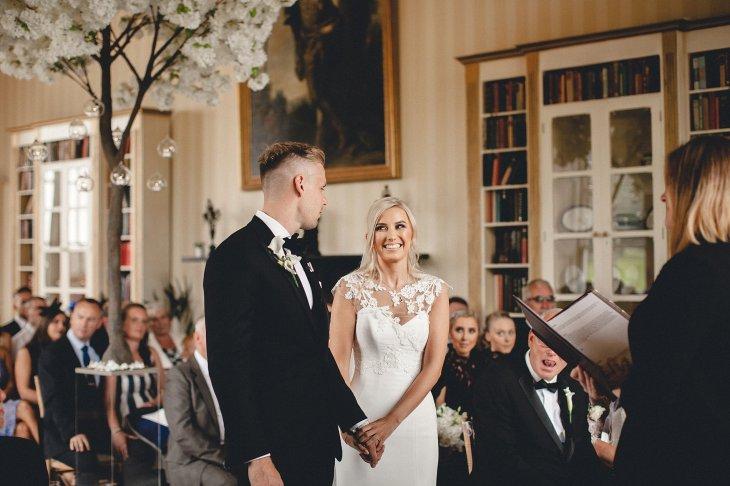 A Black Tie Wedding at Swinton Park (c) M&G Photography (20)