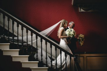 A Black Tie Wedding at Swinton Park (c) M&G Photography (21)