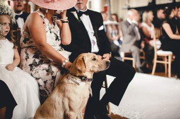 A Black Tie Wedding at Swinton Park (c) M&G Photography (23)