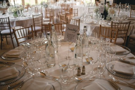 A Black Tie Wedding at Swinton Park (c) M&G Photography (29)