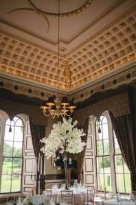 A Black Tie Wedding at Swinton Park (c) M&G Photography (31)