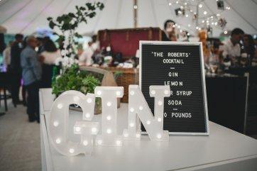 A Black Tie Wedding at Swinton Park (c) M&G Photography (53)