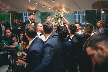 A Black Tie Wedding at Swinton Park (c) M&G Photography (56)