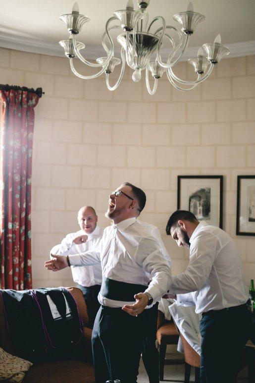 A Black Tie Wedding at Swinton Park (c) M&G Photography (8)