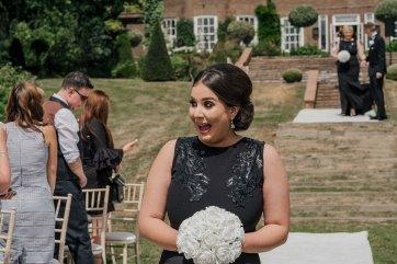 A Chanel Themed Wedding at Delamere Manor (c) Sarah Glynn (15)
