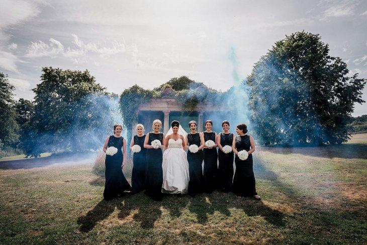A Chanel Themed Wedding at Delamere Manor (c) Sarah Glynn (36)