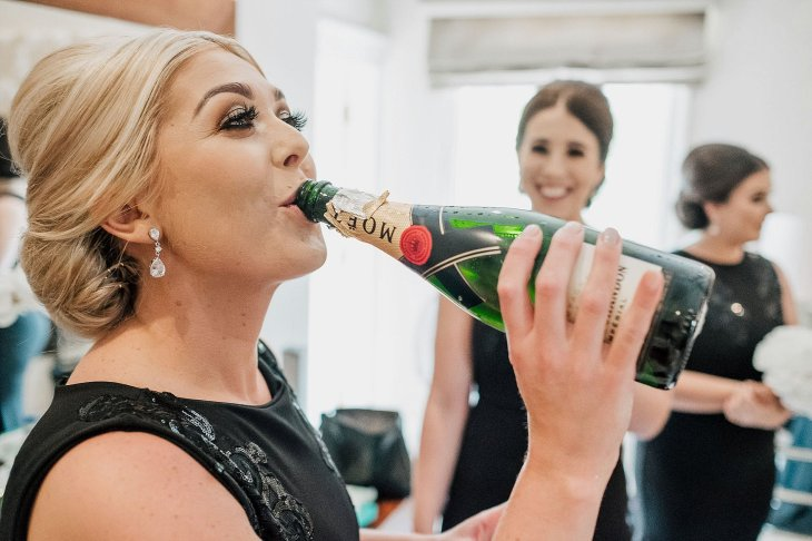A Chanel Themed Wedding at Delamere Manor (c) Sarah Glynn (9)