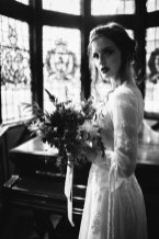 A Gothic Styled Shoot at Samlesbury Hall (c) Sarah Longworth Photography (18)