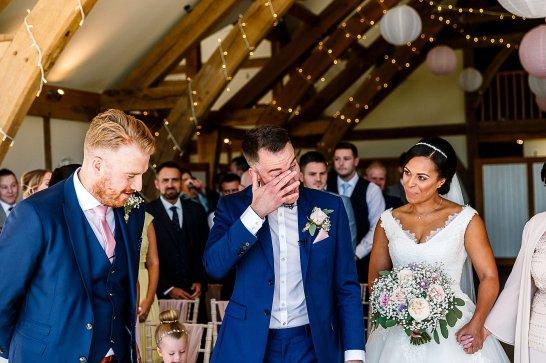 A Rustic Wedding at Sandburn Hall - Hayley Baxter Photography (7)