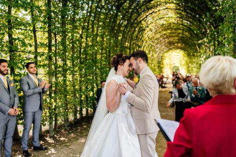A Stylish Wedding at Alnwick Garden (c) Michal Ufniak (55)