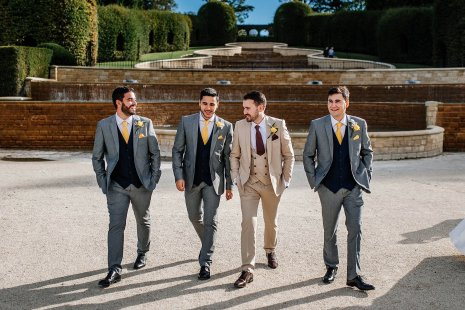 A Stylish Wedding at Alnwick Garden (c) Michal Ufniak (64)