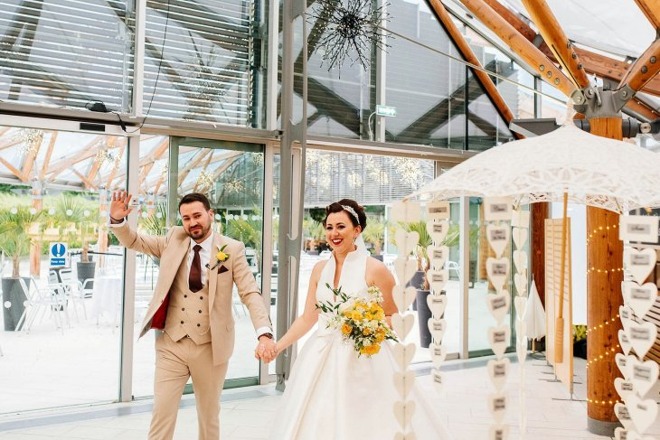 A Stylish Wedding at Alnwick Garden (c) Michal Ufniak (82)
