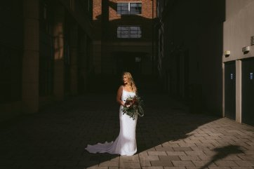 A Stylish Wedding at The Baltic (c) Nigel John (14)