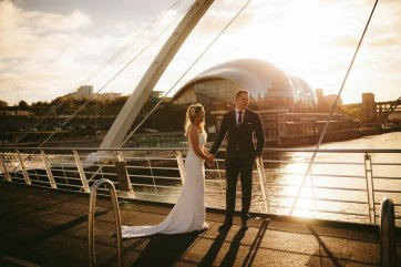 A Stylish Wedding at The Baltic (c) Nigel John (38)