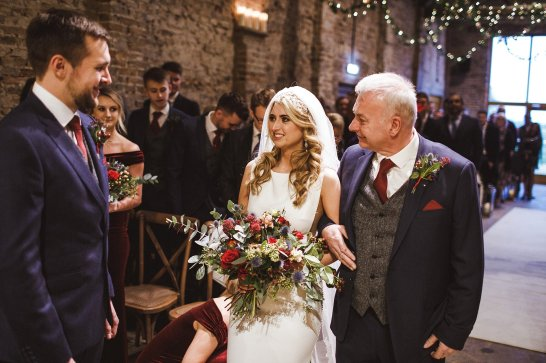 A Winter Wedding at Barmbyfields Barn (c) Photography34 (15)