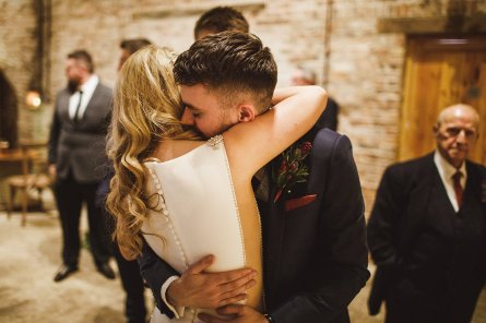 A Winter Wedding at Barmbyfields Barn (c) Photography34 (37)