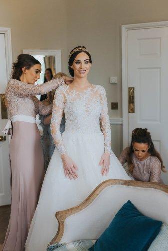 An Autumn Wedding at Middleton Lodge (c) Charlotte White Film & Photography (23)