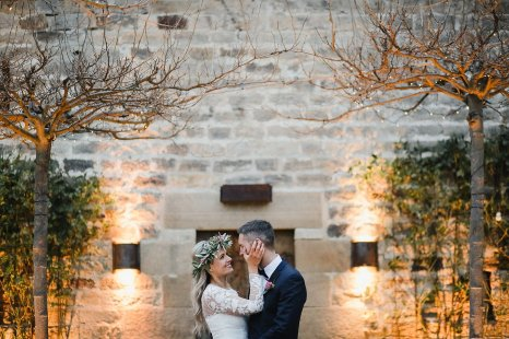 A Boho Luxe Wedding at Healey Barn (c) Helen Russell Photography (46)