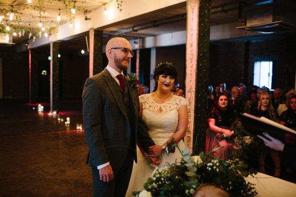 A Cool Wedding at Victoria Warehouse (c) Dan Hough (10)
