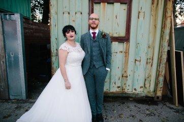 A Cool Wedding at Victoria Warehouse (c) Dan Hough (27)
