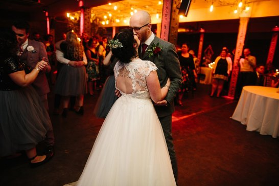 A Cool Wedding at Victoria Warehouse (c) Dan Hough (49)