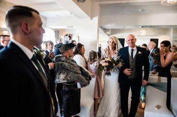 A Winter Wedding at The Millhouse (c) Kazooieloki Photography (27)
