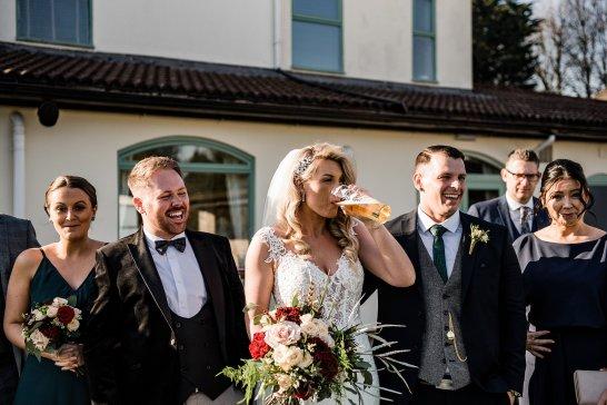 A Winter Wedding at The Millhouse (c) Kazooieloki Photography (37)