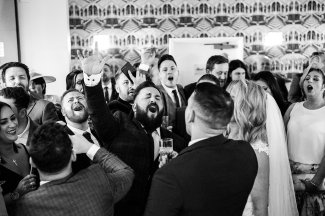 A Winter Wedding at The Millhouse (c) Kazooieloki Photography (49)
