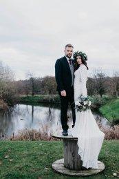 A styled shoot at Alcumlow Wedding Barn (c) Stella Photography (29)