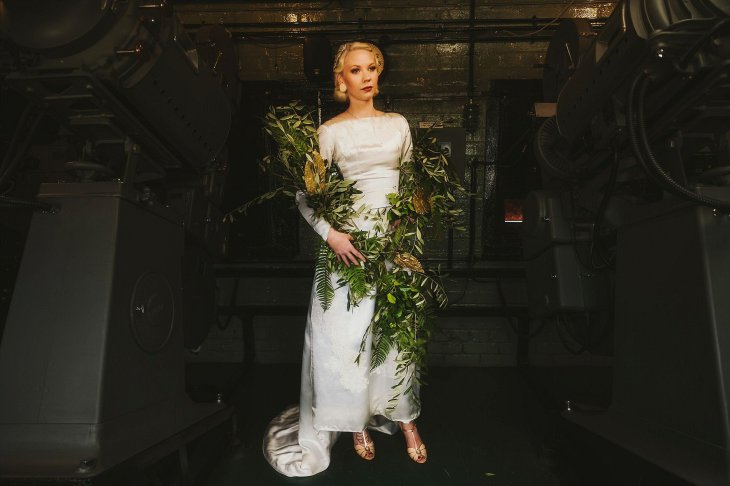 An Art Deco Wedding Styled Shoot (c) Kate McCarthy (1)