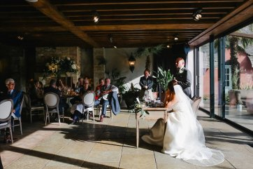 Stella York for a Romantic Wedding at Le Petit Chateau (c) Helen Russell Photography (33)