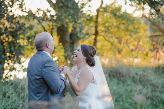 Stella York for a Romantic Wedding at Le Petit Chateau (c) Helen Russell Photography (50)