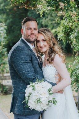 A Summer Wedding at Wood Hall Hotel (c) Laura Calderwood & Lissa Alexandra (32)