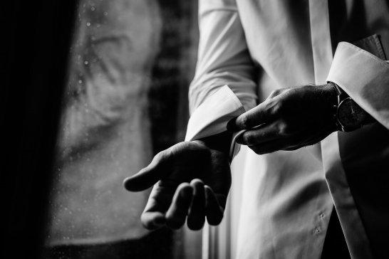 A Rustic Wedding at Sandhole Oak Barn (c) Lee Brown Photography (13)
