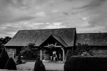 A Rustic Wedding at Sandhole Oak Barn (c) Lee Brown Photography (17)