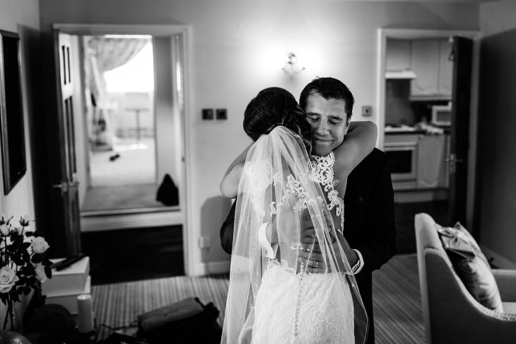 A Rustic Wedding at Sandhole Oak Barn (c) Lee Brown Photography (23)